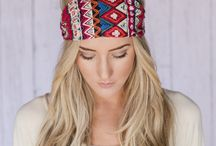 Headbands / by Kaitlin Trutzel