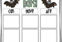 Bats / by Kara Pfanenstiel Reens