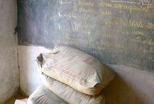 Una biblioteca para la escuela Zara Al-Malam, en Chad / Ayuda a la construcción de una biblioteca para la escuela Zara Al-Malam. Soutien à la construction d'une bibliothèque pour l'école Zara Al-Malam,au Tchad