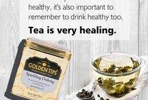 Special Edition of Teas / A wide range of exotic teas supplied world-wide.