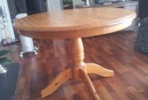 Nytt kjøkkenbord!