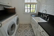 Bathroom/ Laundry Room
