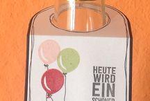 Flaschenanhanger