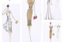 Preview Pastore Couture 2016 / Bozzetti Preview Pastore Couture 2016 Couture - Cocktail e Evening Dress