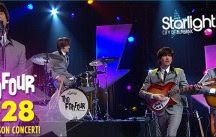 The Fab Four / Buy your tickets for the 2014 Starlight Bowl Summer Concerts! The Fab Four is elevated far above every other Beatles Tribute due to their precise attention to detail. With uncanny, note-for-note live renditions of Beatles' songs, The Fab Four will make you think you are watching the real thing.