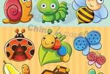 disegni per oggettistica bambini