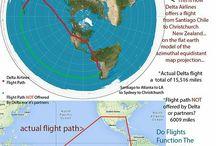 the flat earth / 지구는 구가 아니다.