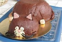 gâteau animal