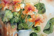 Art ~ Watercolours