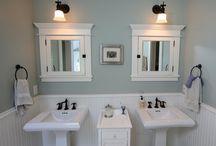 Bathroom / by Brooke McBride