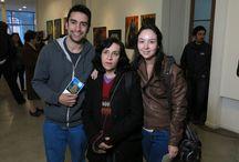 TRIBUTO: HOMENAJE A LA ARTISTA VISUAL PATRICIA VALENZUELA PROSSER / Fotografías: Guillermo Salgado