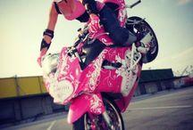 Motorcycle lovers / by Yesenia Ruiz