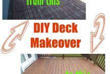 Deck makeovers