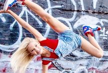 Gymnastics/ hip hop/dance