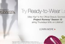 Mary Kay takes over Project Runway! / Runway looks for every day!  / by Stephanie Goldsby