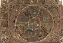 tejidos medievales