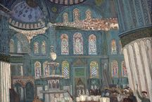 ART MODERN TURKISH - CIHAT BURAK
