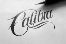 Typography and Calligraphy