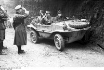 German ww 2 vehicles