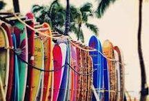Surf and the sea / by Ana Giraldo