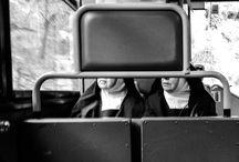 Street photography Bus / Street photography su bus e metro