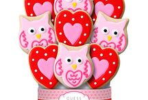 2016 Valentines Day Decorated Cookie Bouquets/Gifts / Make any day special and surprise your sweetie with an arrangement of delicious shortbread cookies delivering your heartfelt greeting.   See all of our 2016 Valentine's Day Collection here: https://www.corsoscookies.com/holiday-seasonal-cookie-gifts/valentines-cookie-gifts.html