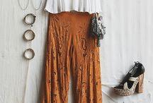 Boho fashion inspiration