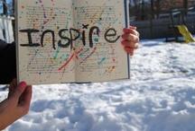 Inspiration / by Kaylee Miller