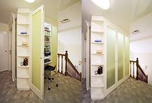 Home Offices / Custom Designed Home Offices created by Creative by Design Australia. Ph: 1300 366 222.