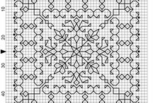 Blackwork vierkant