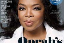Lady O as in OPRAH / The style & wisdom of Oprah