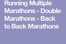 Multi marathon tips and tricks