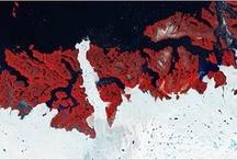Paisajes desde el espacio / Los mil satélites espaciales nos muestran impresionantes imágenes...