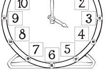 Kellon opetteleminen