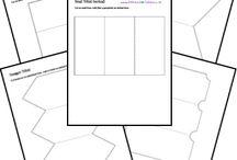 Canevas cahier interactif