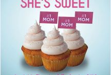 Mother's Day / Make Mother's Day sweet with Cupcakes!  / by Cupcake DownSouth