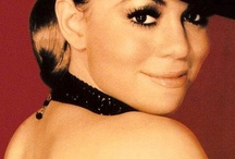 Mariah Carey / by Monae Cherry