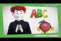 impariamo l'alfabeto