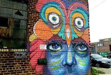 World of Urban Art : TELLEACHE  [Mexico]