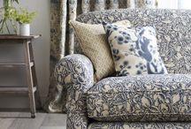 sitting room upholstery