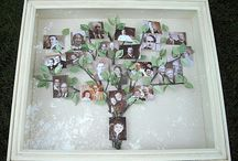 Family Tree Ideas / by Jackie Imler