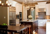 Kitchen Inspiration / by Renata Burian-Ferguson