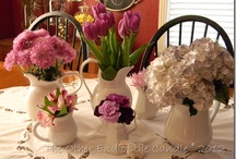 Spring Decorating & Food