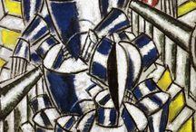 Kubisme ~ Fernand Léger