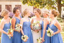 Wedding Theme - Blue