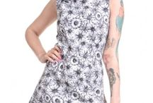 Retro 1960s Dresses / Newly Made dresses inspired on the 1960s