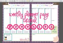 Planners / by Jasmine Hodges