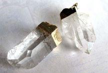 Healing crystals, rocks and minerals