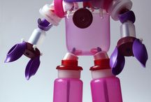 robot plastica
