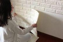 Τοίχοι από τούβλα